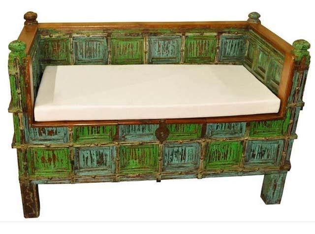 Antique Reproduction Sofa