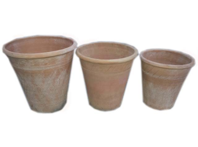 pots terracotta clay garden tall large planter planters